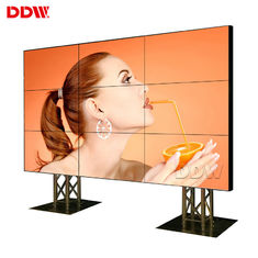 700nits Commercial Video Wall 46 Inch High Brightness With Low Noise Fans